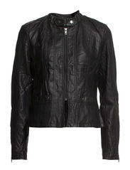 Hasome 1 jacket - Black
