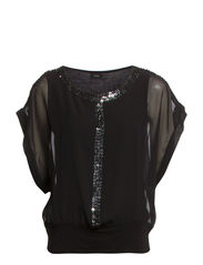 Harty 1 Top - Black