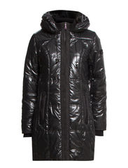 Hashine 1 Padded coat - Warrior Grey