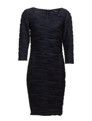 Hatine 1 Dress - Dark Peacoat