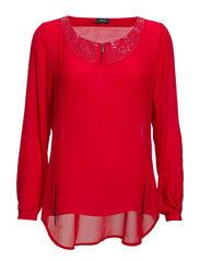 Ibacid 1 Shirt - Tango red