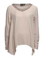 Iblace 2 Blouse - Champagne