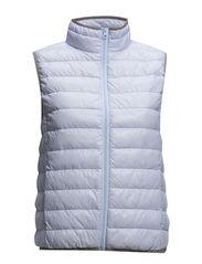 Jodown 1 Waistcoat - Cashmere Blue