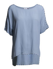 Javis 1 Top - Cashmere Blue