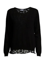 Jatrim 1 Pullover - Black mix