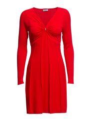 Zubasic 78 Dress - Poppy Red
