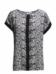 Legraphic 2 Top - Black mix