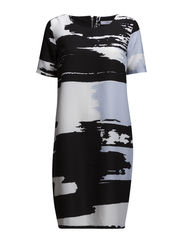 Lepaint 1 Dress - Cashmere Blue mix