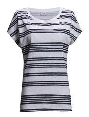 Latie 1 T-shirt - Dark Peacoat mix