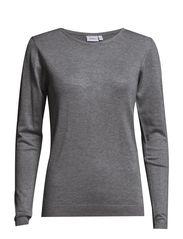 Zupan 1 Pullover - Asphalt melange