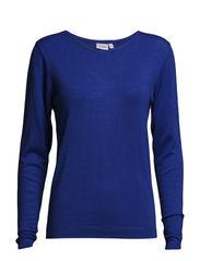 Zupan 1 Pullover - Jazz Blue