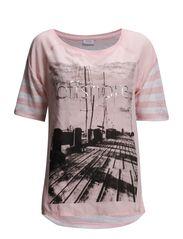 Labox 1 T- shirt - Faded Rose mix