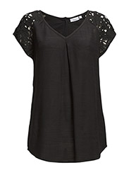 Madaisy 1 Top - Black