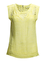 Malox 1 Blouse - Limelight