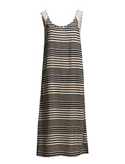 Sulane 1 Dress - Tile Sand mix