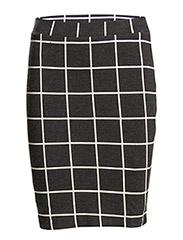 Nicrash 1 Skirt - Black mix