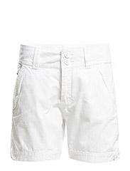 Sushorts 1 Pants - White