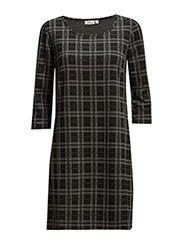 Ortoo 4 Dress - BLACK MIX