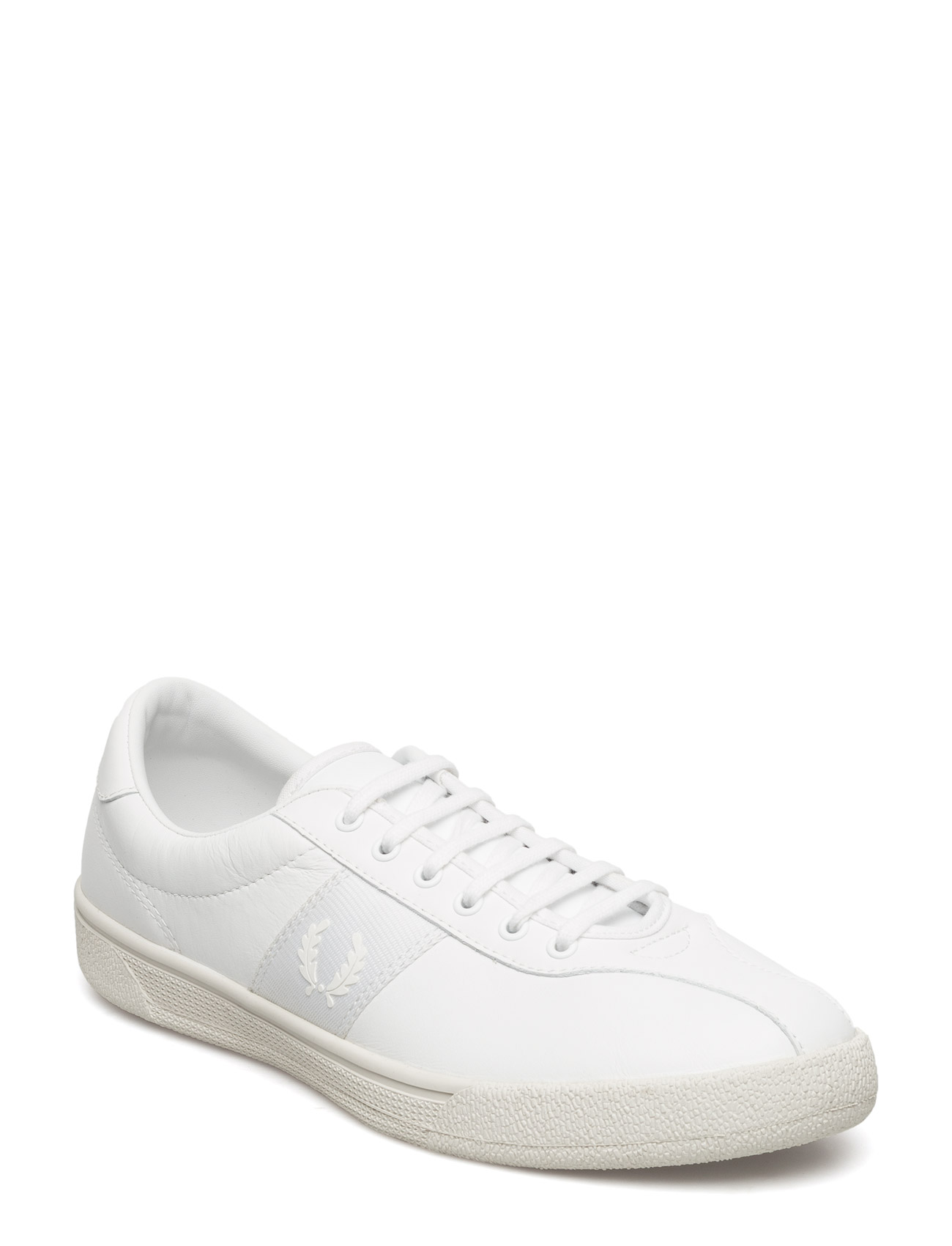 B103 Fred Perry Sneakers til Herrer i Sne hvid