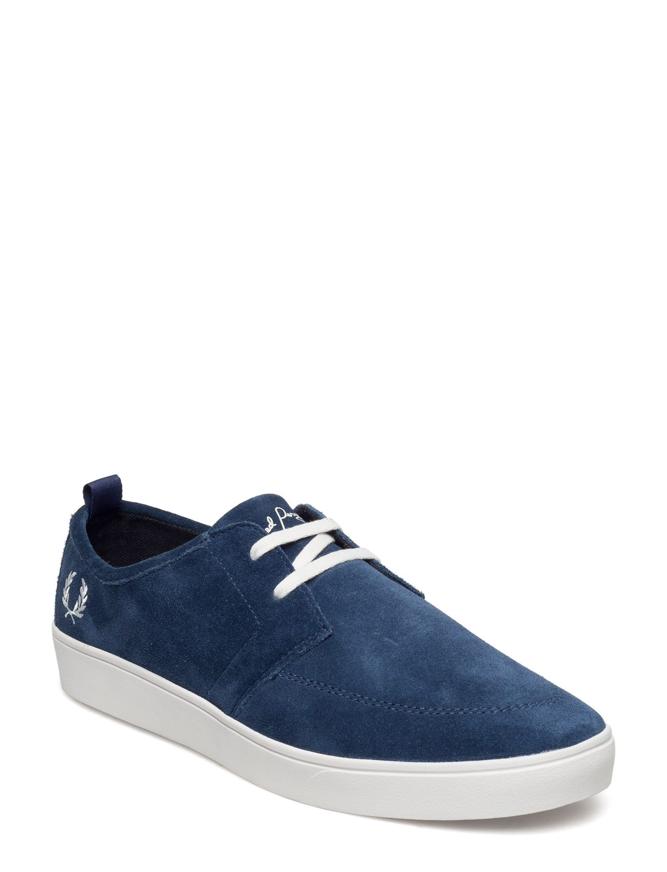 Shields Suede Fred Perry Sneakers til Herrer i