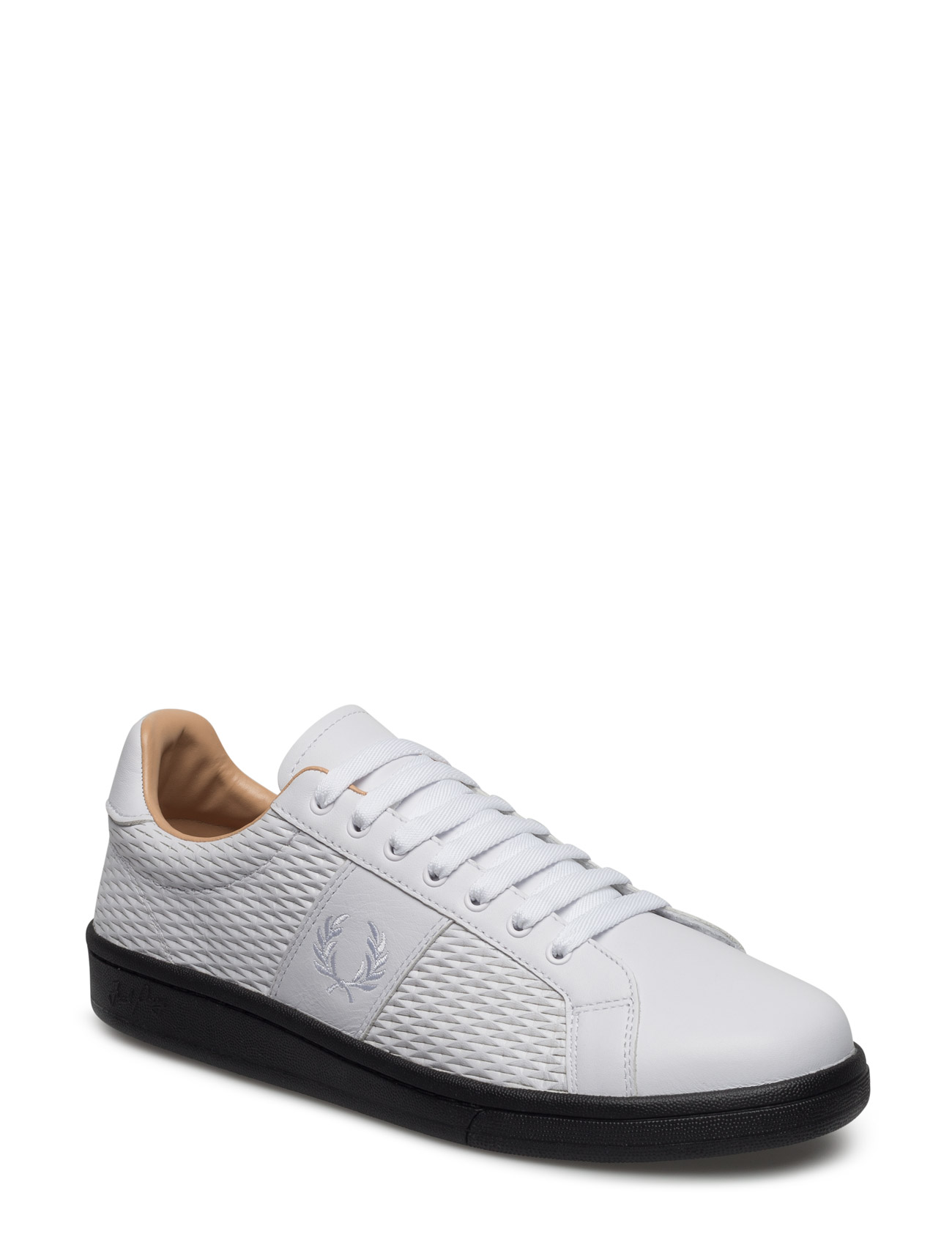 B721 Perf Leather Fred Perry Sneakers til Herrer i