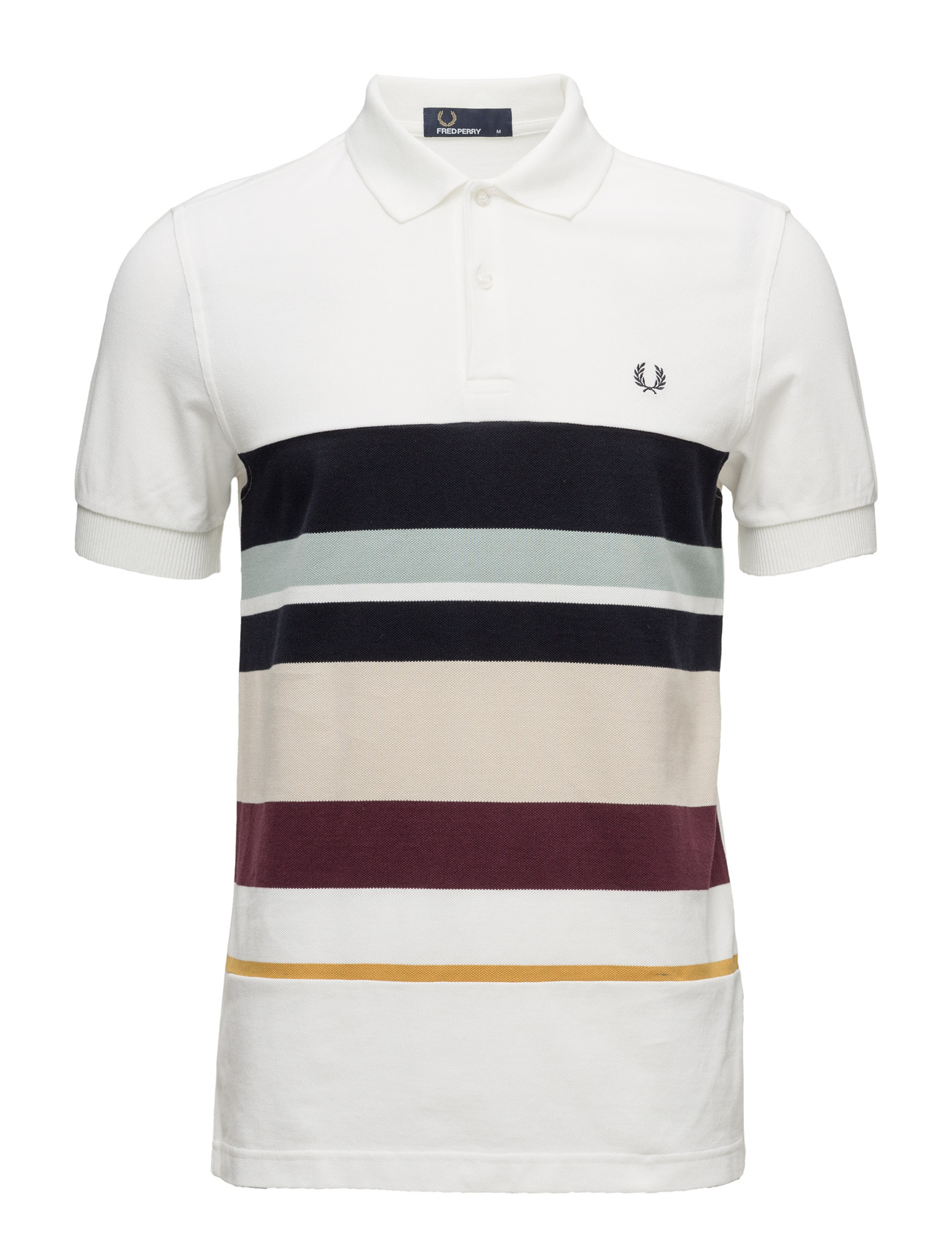 M2522 Fred Perry Polo t-shirts til Mænd i
