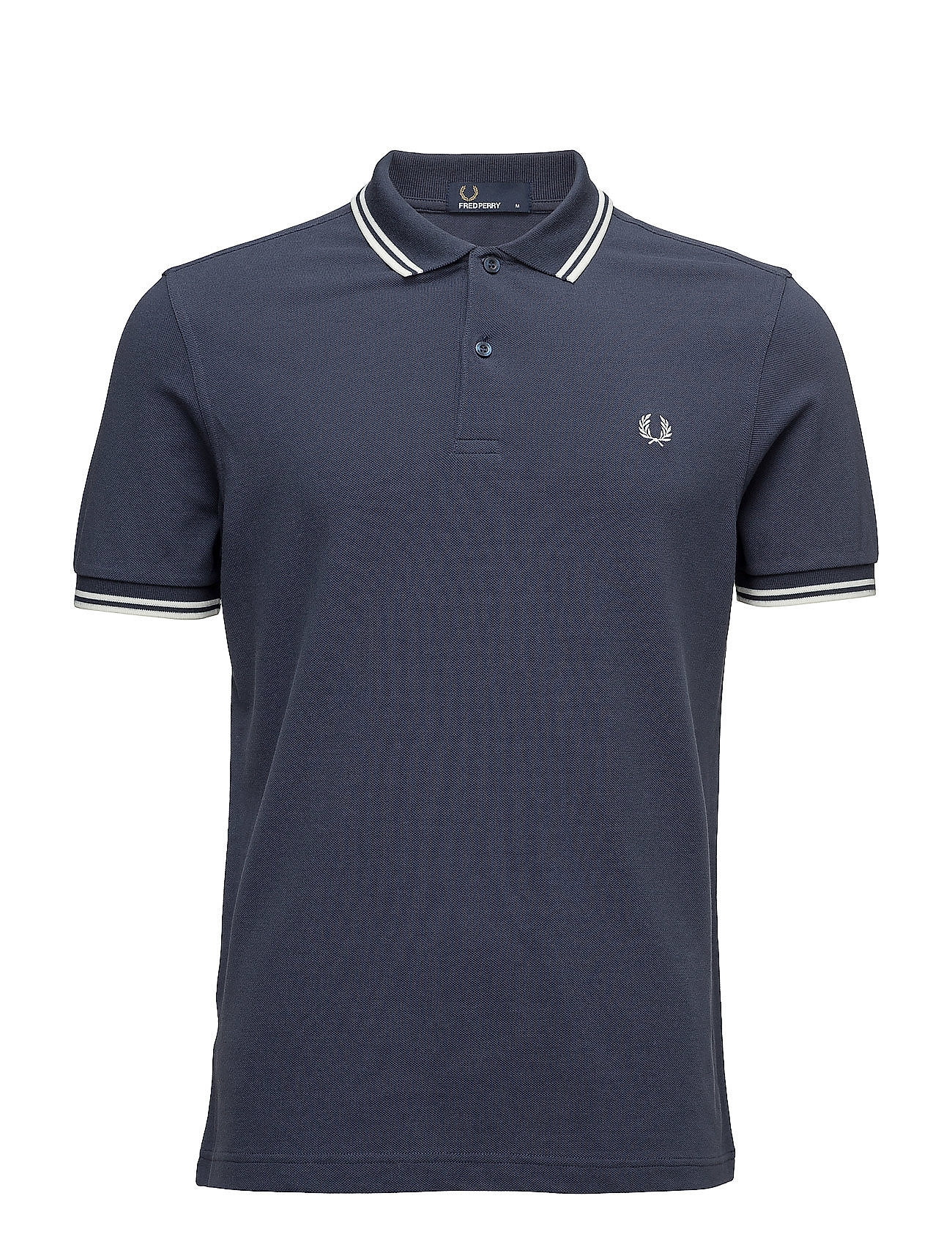 Twin Tipped Fp Shirt Fred Perry Kortærmede polo t-shirts til Herrer i