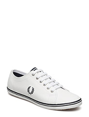 KINGSTON LEATHER - 183 WHITE/NAVY