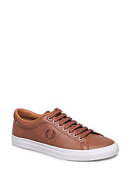 UNDERSPIN LEATHER - TAN
