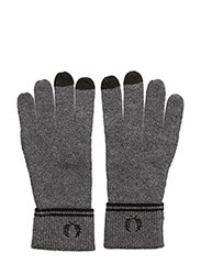LAMBSWOOL GLOVES - 282 CHARCOAL
