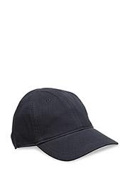 PIQUE CLASSIC CAP - 608 NAVY
