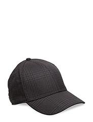 POW BASEBALL CAP - 102 BLACK