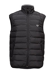 INSULATED GILET - 102 BLACK