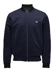 Track Jacket - BLUE GRANITE