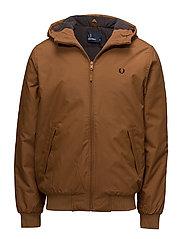 Brentham Jacket - DARK CARAMEL