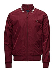 BOMBER JACKET - D60 ROSEWOOD