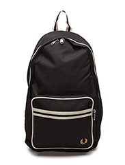 TWIN TIPPED BACK PACK - 102 BLACK