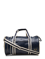 CLASSIC BARREL BAG - 635 NAVY/ECRU