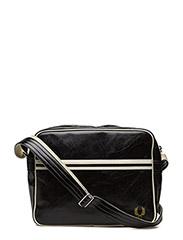 CLASSIC SHOULDER BAG - D57 BLACK/ECRU