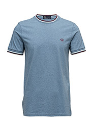 TWIN TIPPED T-SHIRT - E55 CLAY MARL