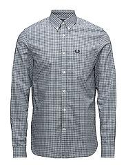 Gingham Shirt - CLAY