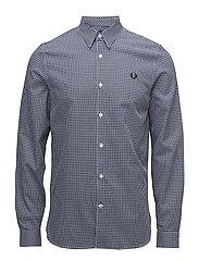 Pattern Shirt - CARBON BLUE