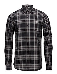 Tartan Shirt - GRAPHITE MARL