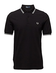 TWIN TIPPED FP SHIRT - BLACK/PORCEL.