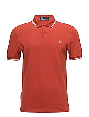 TWIN TIPPED FP SHIRT - E47 DULL RED