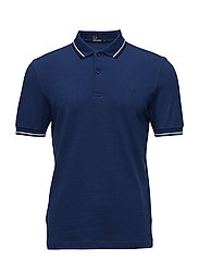TWIN TIPPED FP SHIRT - E46 MEDIEVAL BLUE
