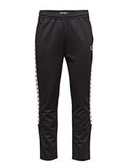 TAPED TRACK PANT - 102 BLACK