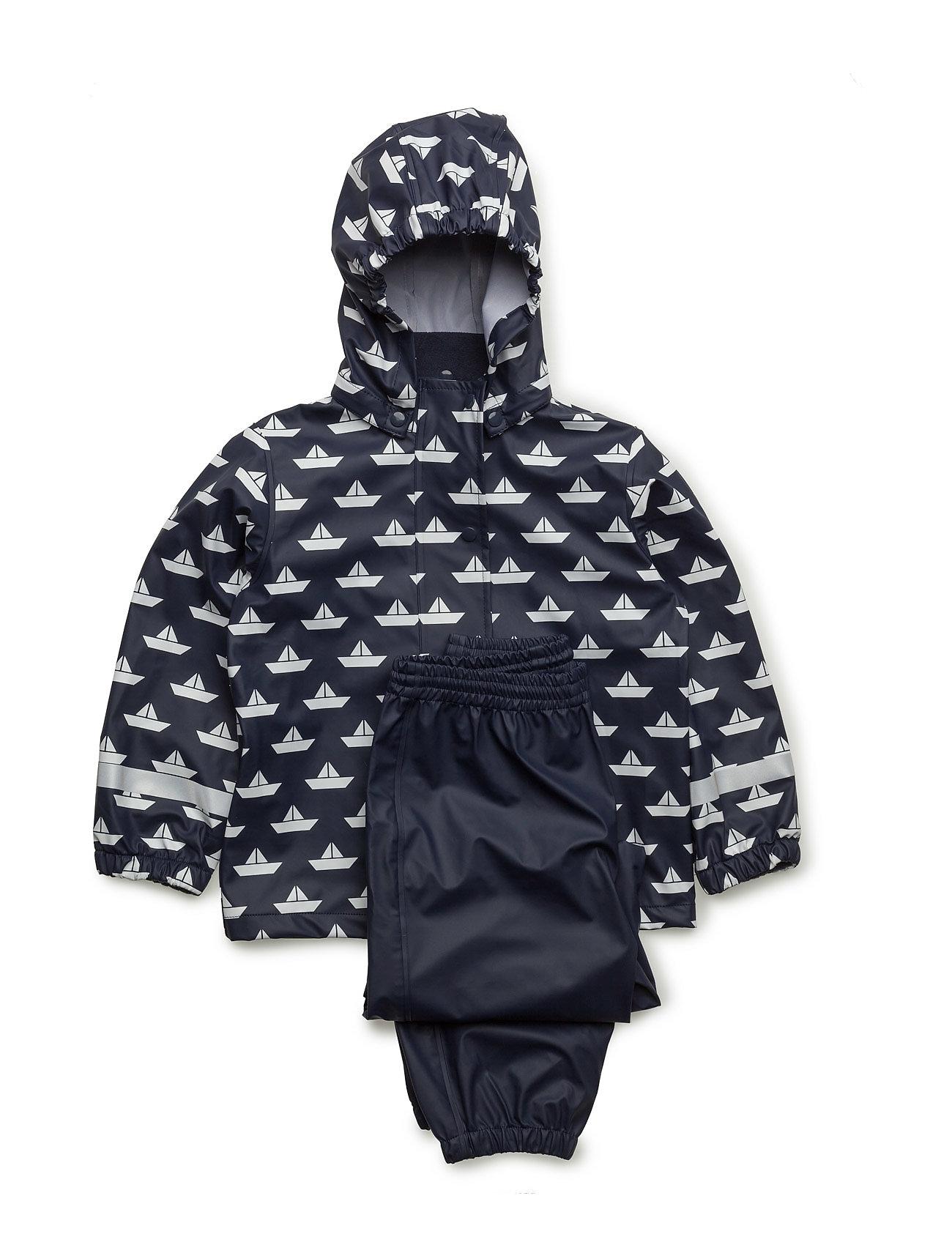 Rainwear Set Freds World Regntøj til Børn i Navy blå