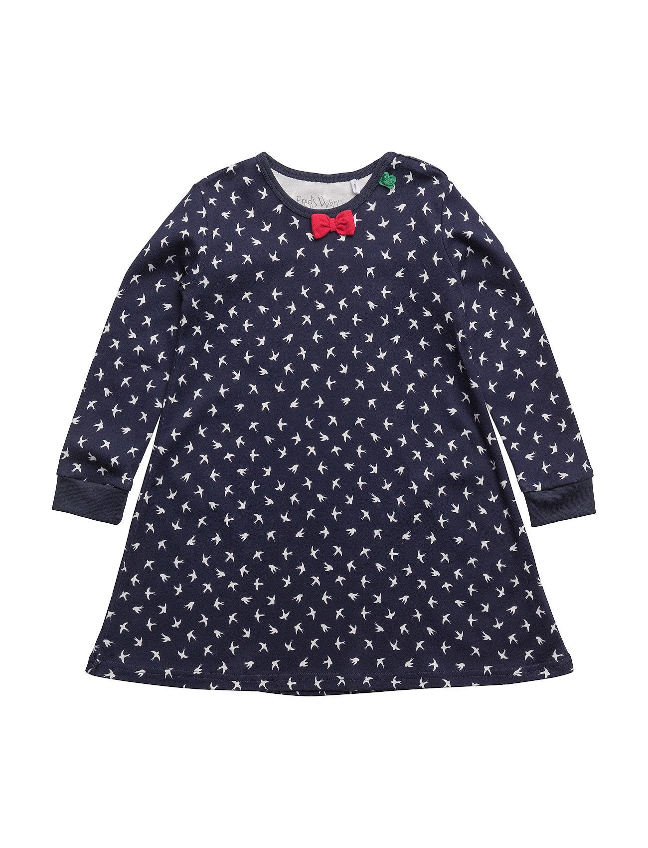 Swallow Dress Baby Freds World Kjoler til Børn i Navy blå