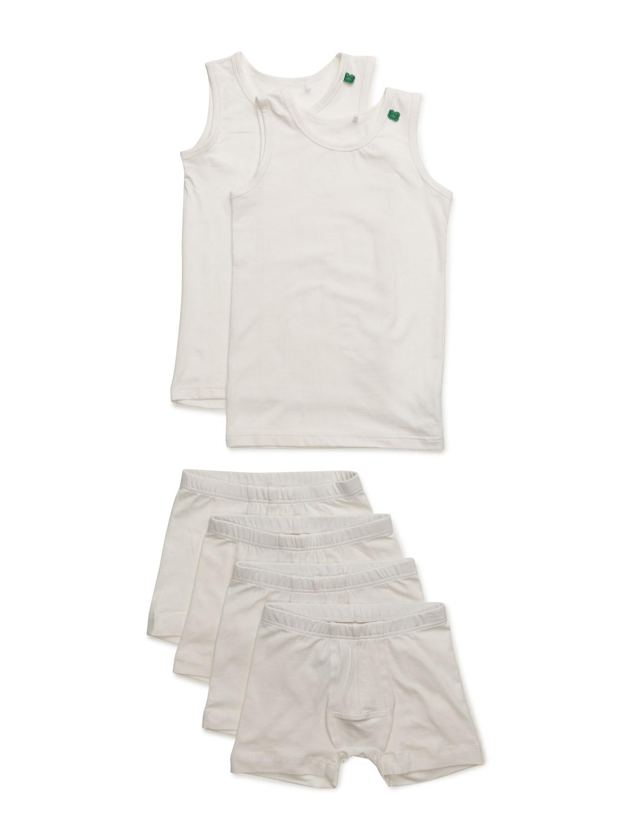 Alfa Underwear Boy 2-Pack Freds World Undertøj til Børn i